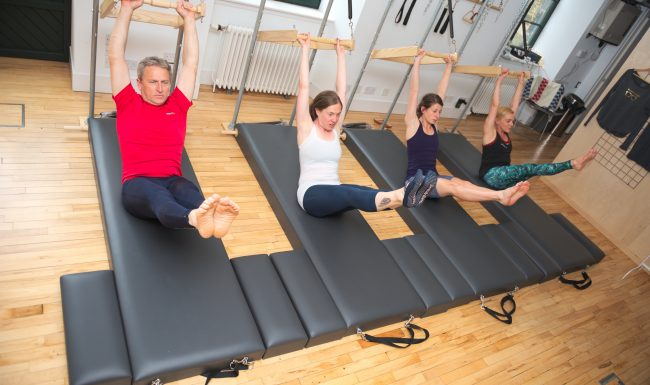 Reformer & Tower Pilates Classes
